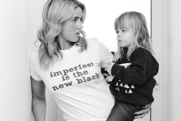 anna whitehouse imperfect is the new black campaign