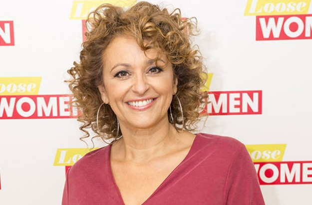 Nadia Sawalha opens up about incontinence
