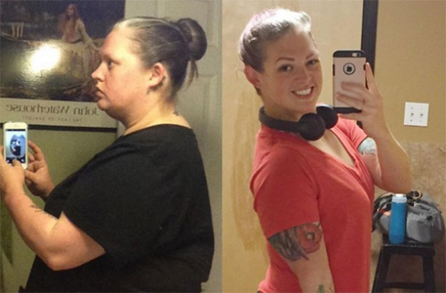 Misty Mitchell weight loss