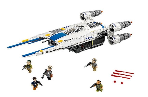 top christmas toys 2016 Star Wars Rebel U Wing fighter