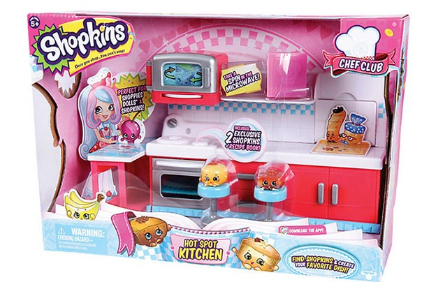 top christmas toys 2016 Shopkins Chef Club Hot Spot Kitchen Pack