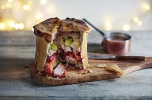 Christmas Dinner Pie