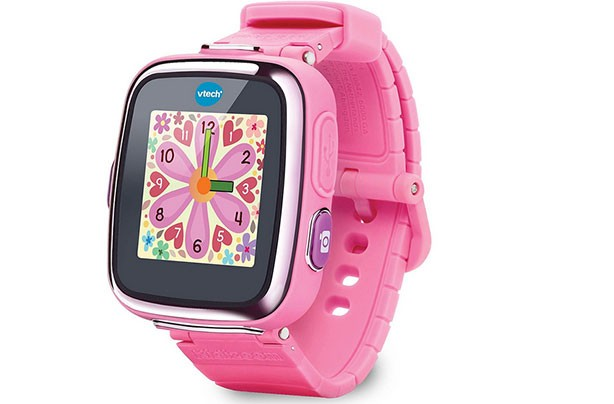 top christmas toys 2016 VTech Pink Kidizoom SmartWatch Plus