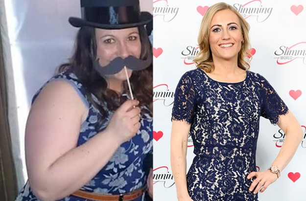 Slimming World Woman of the Year 2016