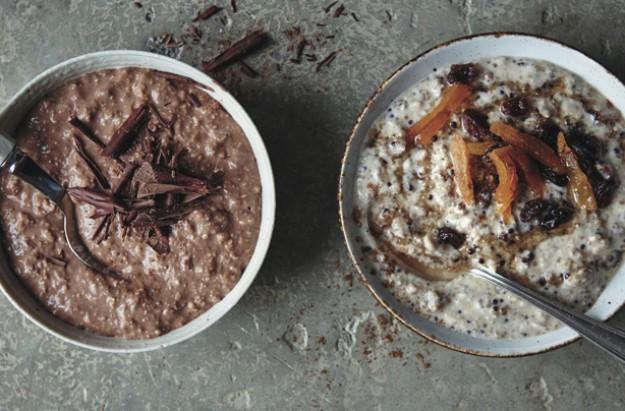 Joe Wicks Body Coach Lean in 15 banana quinoa overnight oats