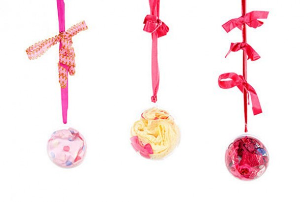 The best filled baubles