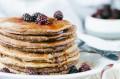 Wholemeal pancakes