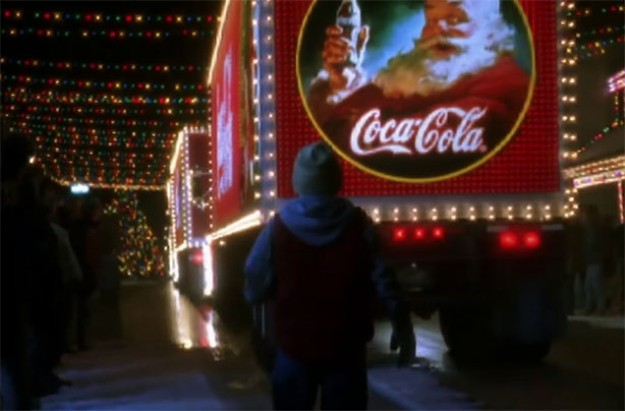 Coca Cola advert