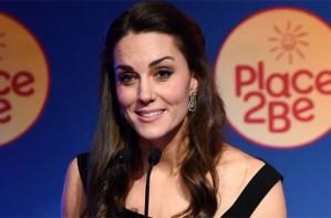 Kate Middleton Duchess of Cambridge Place2Be Awards