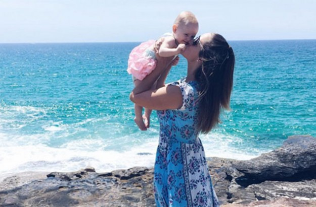 Mum opens up about guilt of breast feeding
