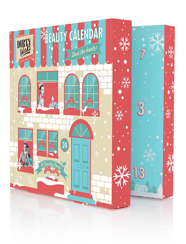 Alternative advent calendars 2016 the best non chocolate Advent calendar non chocolate
