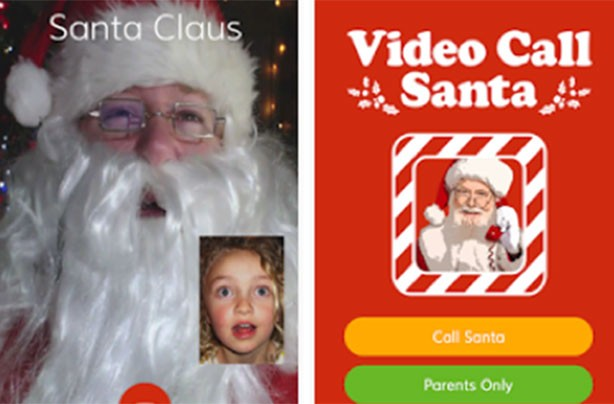 How to make the kids believe in Santa