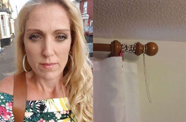 Mum warns of dangers of blind chord
