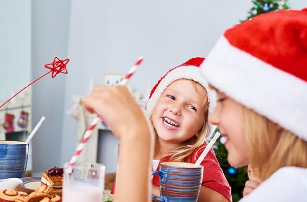 North Pole Christmas breakfast