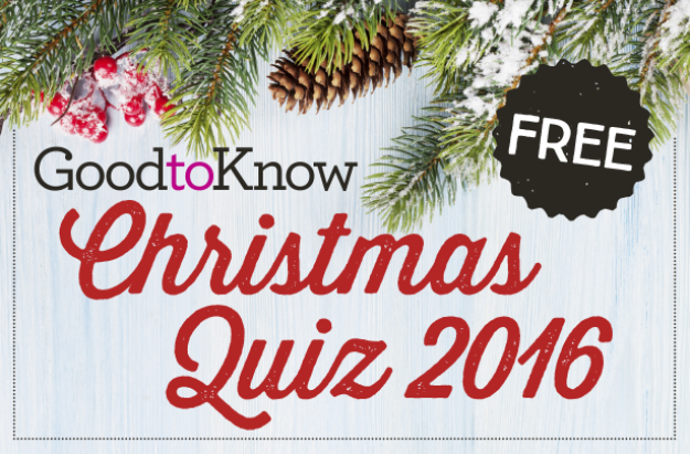 GoodtoKnow Christmas Quiz 2016