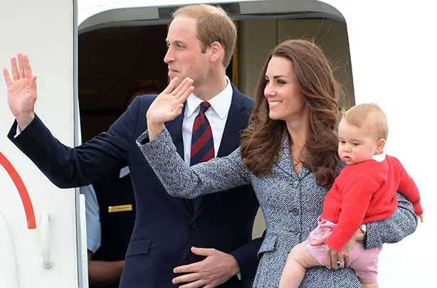Prince George Australia 2014