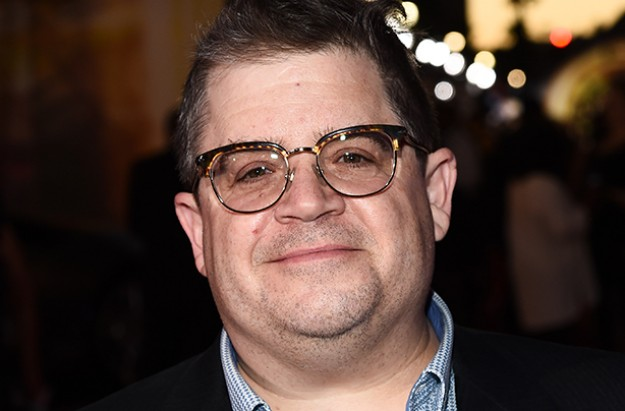 patton oswalt death of wife single dad