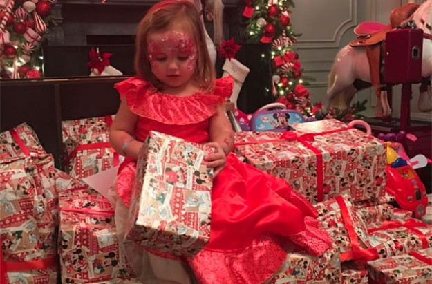 Tamara Ecclestone slammed for 'spoiling' daughter with too many ...