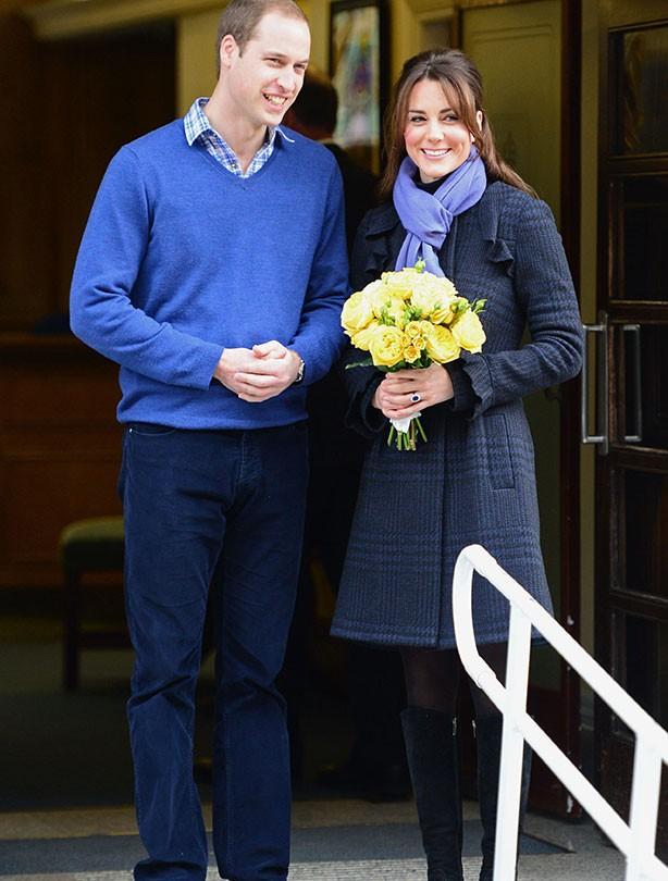 Kate Middleton pregnant December 2012