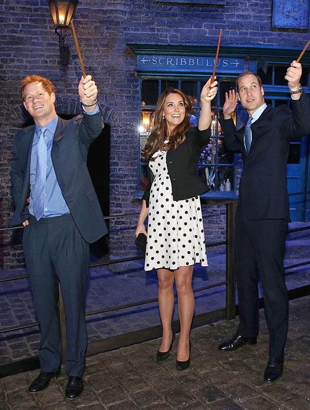 Kate Middleton pregnant April 2013