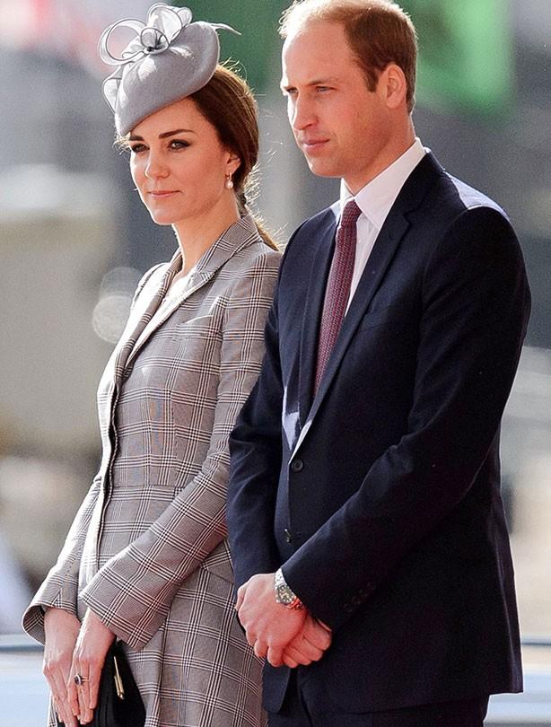 Kate Middleton pregnant October 2014