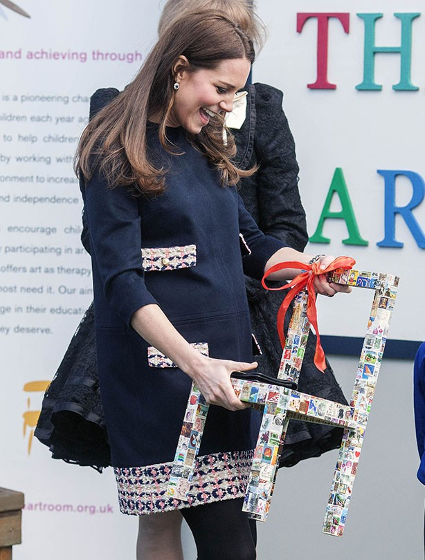 Kate Middleton pregnant January 2015