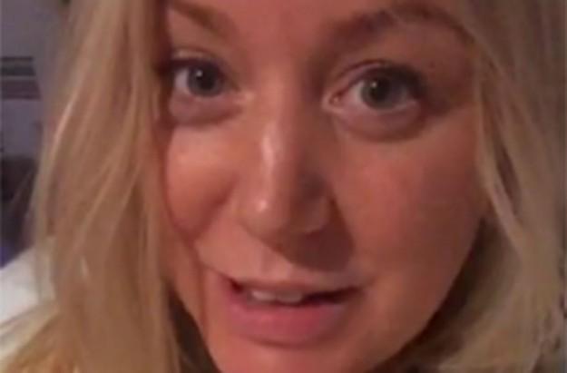 Sarah-Jayne Ljungstrom, live Facebook birth