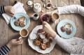 Pancake day, shrove Tuesday, table