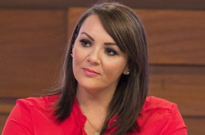 martine mccutcheon loose women miscarriage