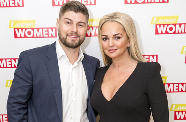 Jennifer Ellison Rob Tickle Loose Women