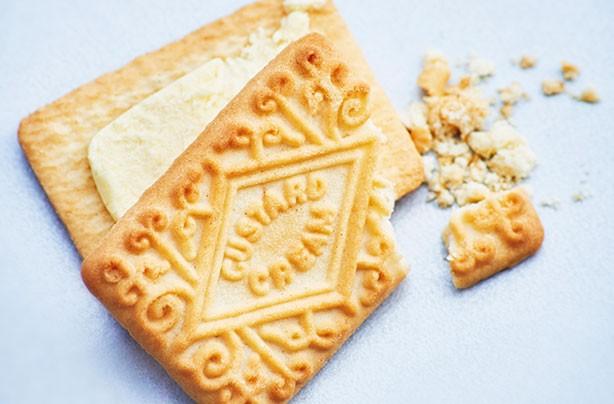 Best and worst biscuits, custard cream