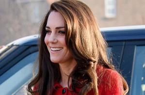 Kate, Duchess of Cambridge, Mitchell Brook Primary School, February 2017