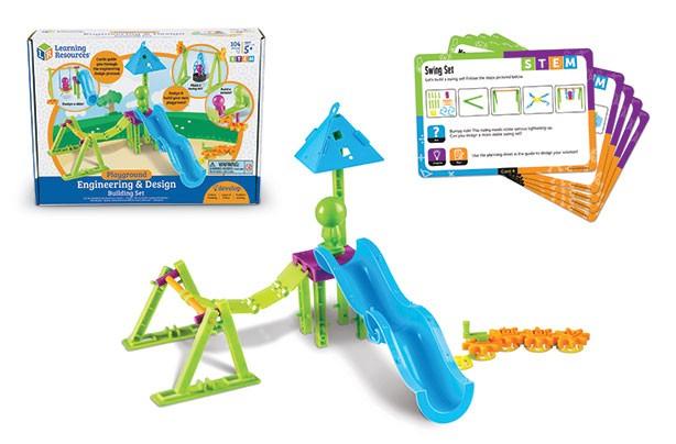 Top Toys 2017: Playground engineering & Design STEM set
