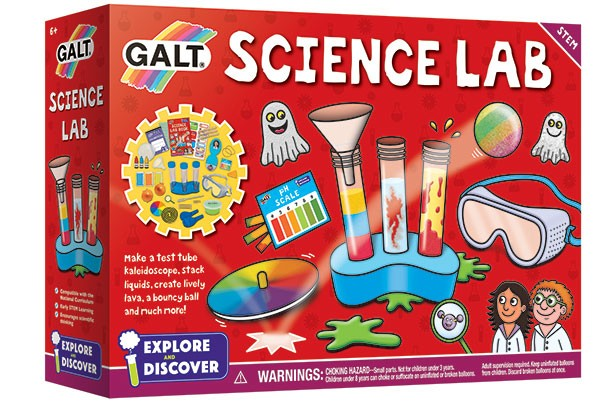 Top Toys 2017: Galt - Science Lab