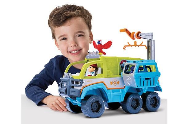 Top Toys 2017: PAW Terrain Vehicle Rescue Set