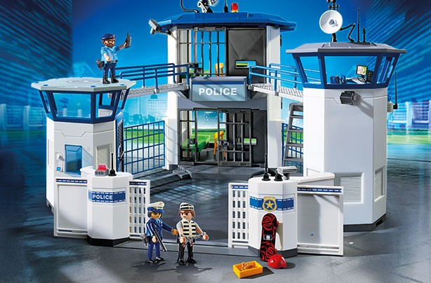 Top Toys 2017: Police Headquarters with prison
