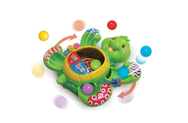 Top Toys 2017: Rock and Pop Turtle