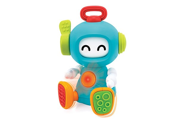 Top Toys 2017: Sensory Discovery Robot