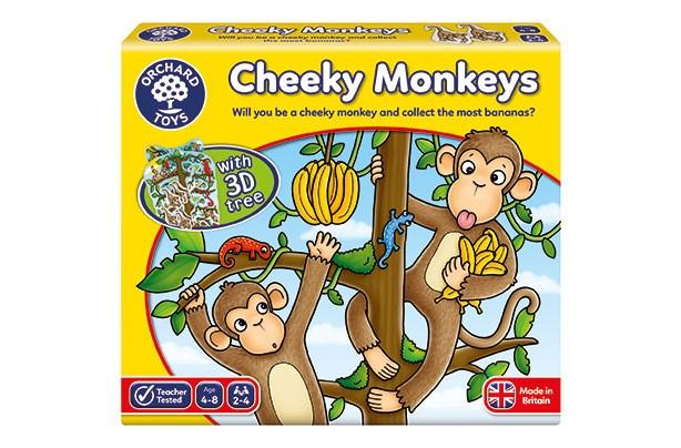 Top Toys 2017: Cheeky Monkeys