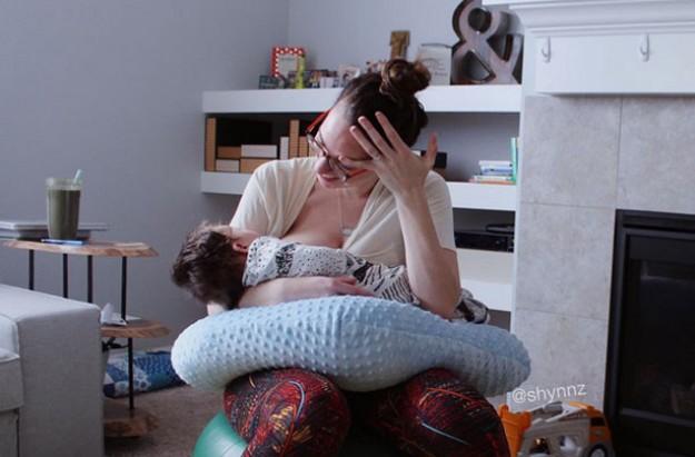 mum reality motherhood