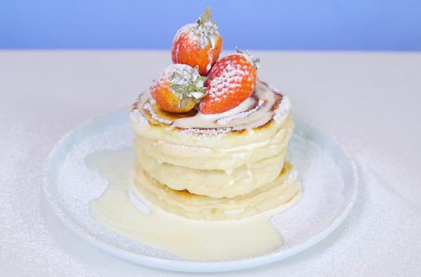Nutella-stuffed pancakes recipe - goodtoknow