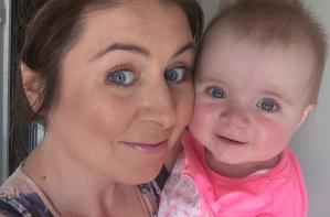 Emma Corr, cystic fibrosis case study, Harriet