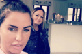 Katie Price bald patch comments