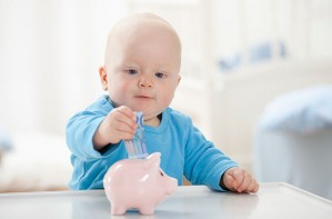 Millionaire baby names
