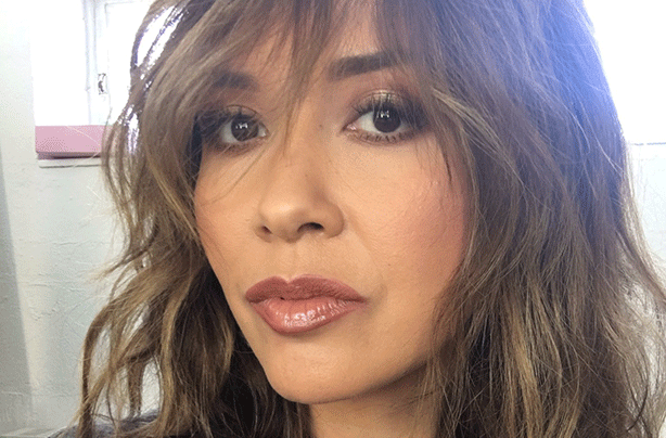 Myleene Klass new hair