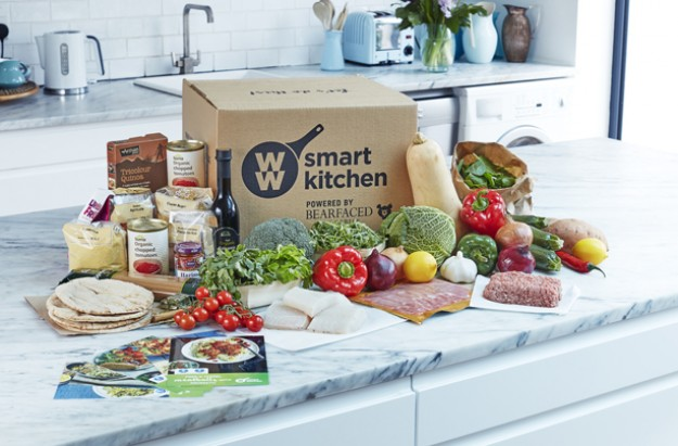 weight watchers launch new smart kitchen meal box delivery. Black Bedroom Furniture Sets. Home Design Ideas
