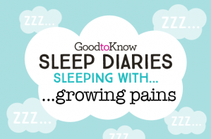 Sleep diary growing pains