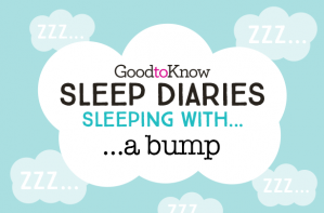 Sleep diaries: Sleeping with a bump
