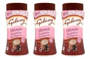 Galaxy ultimate marshmallow hot chocolate