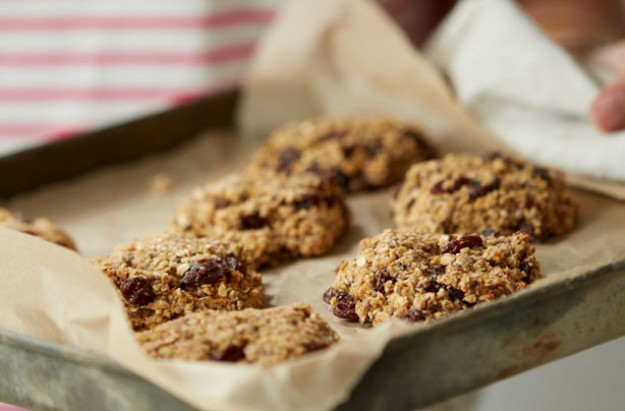Deliciously Ella Healthy cookies
